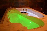 Yin & Yang Paar Badewanne  Bild von Hotel Langenwaldsee ...