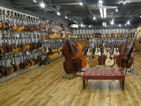 Gruhn Guitars Nashville  2018 All You Need to Know