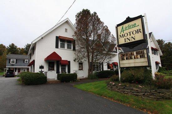Bangor motor inn me for Motor inn near me