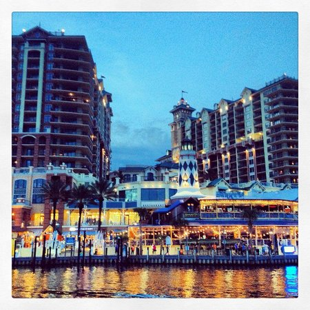 Sunset And Dolphin Cruise Picture Of Destin Harbor