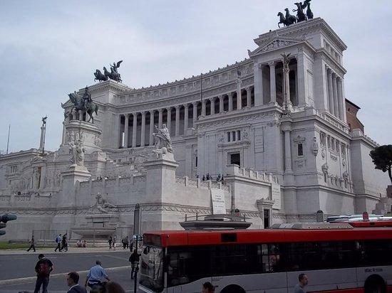 Roma Dal Cielo terra Quadriga  Foto di Roma dal Cielo