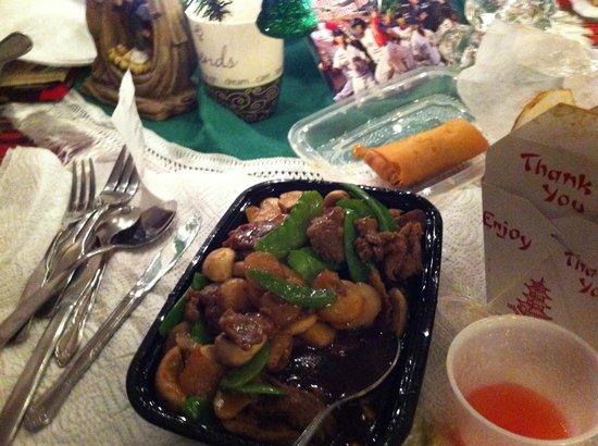 A Chef specialty Gai Poo Lo Mein was delicious  Picture
