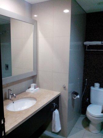 Bathroom Closet Picture Of Aston Imperium Purwokerto Hotel Tripadvisor