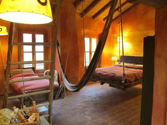 Stanza Dellamaca Hammock Room Picture Of Oasi Di