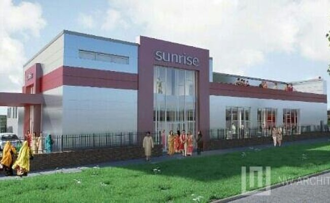 The New Sunrise Restaurant Coming Summer 2014 Picture