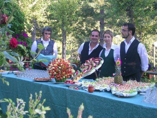 Aperitivo in giardino  Foto di Hotel Soggiorno Don Bosco Polino  TripAdvisor