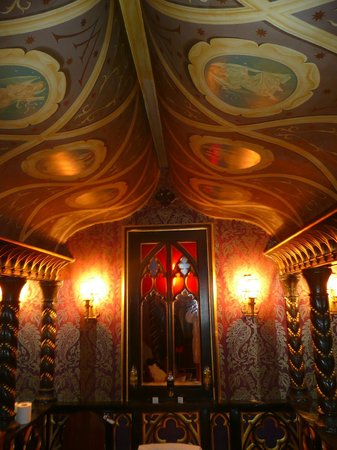 Bathroom Ceiling  Picture Of The Witchery By The Castle