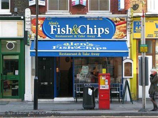 Fish Restaurant Kings Cross