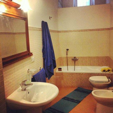 bagno in comune  Picture of Attarin Palermo  TripAdvisor