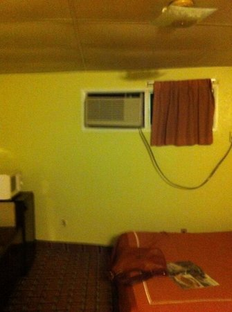Red Carpet Inn Room Heater