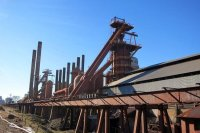 Sloss Furnace - Picture of Sloss Furnaces National ...