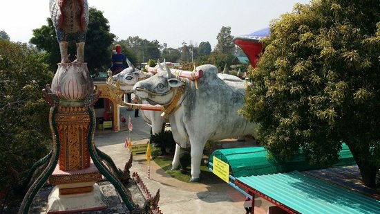 Wat Phra That Rueang Rong (Sisaket, Thailand): Top Tips ...