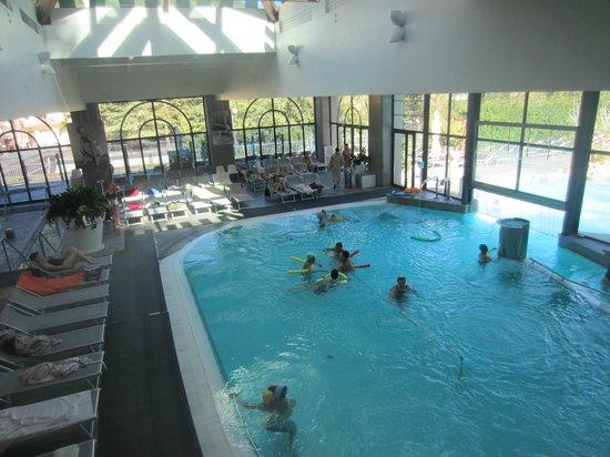 piscina termale coperta  Picture of Roseo Euroterme Wellness Resort Bagno di Romagna  TripAdvisor