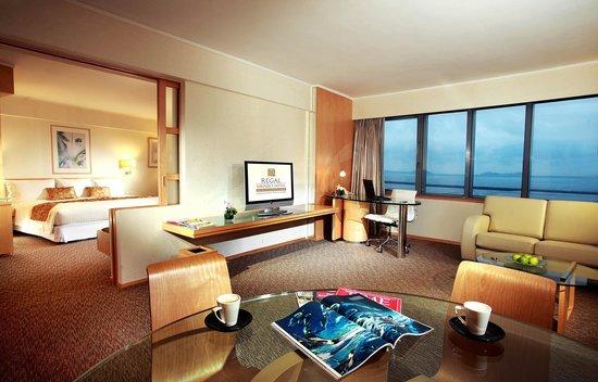 Regal Airport Hotel  Deluxe Suite  Picture of Regal Airport Hotel Hong Kong  TripAdvisor