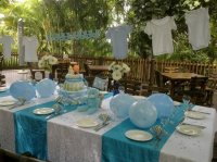 Have your babyshower at Bundu