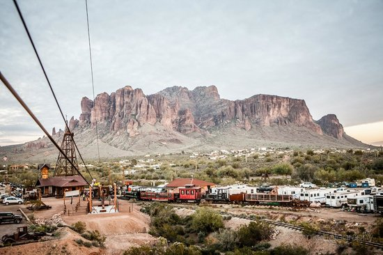 Superstition Zipline Apache Junction  2018 All You Need