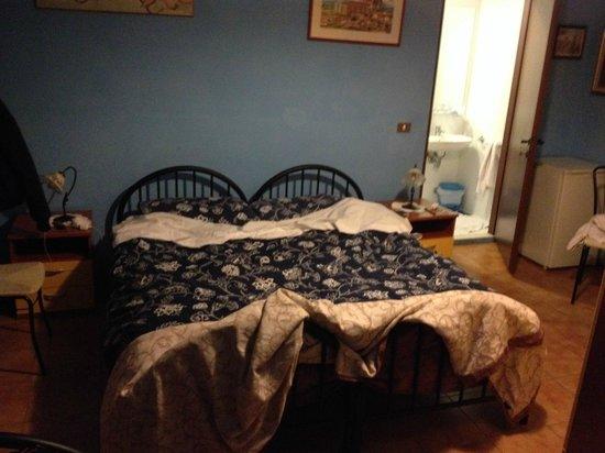 Il letto  Picture of BB Soggiorno Petrarca Florence  TripAdvisor