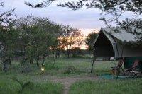 Tent - Picture of Serengeti Wilderness Camp, Serengeti ...