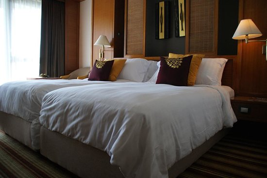 Deluxe Twin Room Picture Of Amari Don Muang Airport