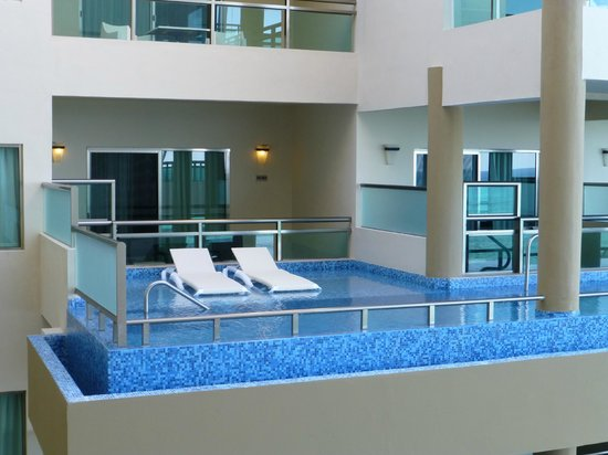 Swimout Suite Pool Picture Of Generations Riviera Maya