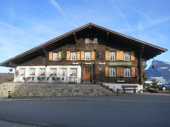 Gasthaus Sternen Aeschi b Spiez  Restaurant Bewertungen