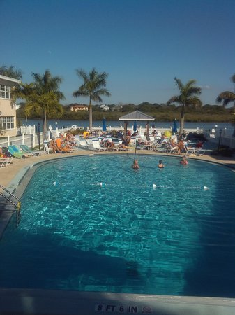 Pool Picture Of Barefoot Beach Resort Indian Shores
