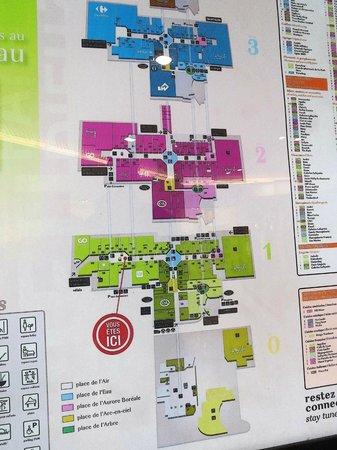 Plan Centre Commercial Part Dieu : centre, commercial, Centre, Commercial, Part-Dieu, (Lyon, 2014), Picture, Shopping, Center,, Tripadvisor