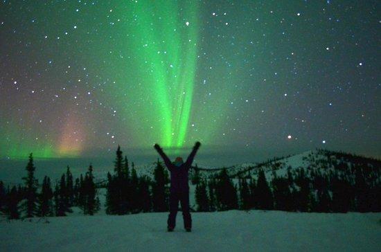 Northern Lights Anchorage Ak