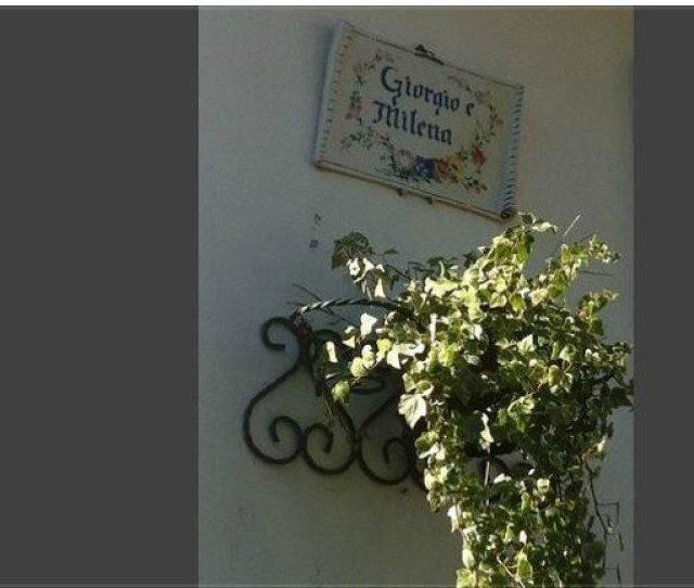 Arte E Caffe Bedbreakfast Benvenuti Da Giorgio E Milena Welcome To Giorgio E Milena