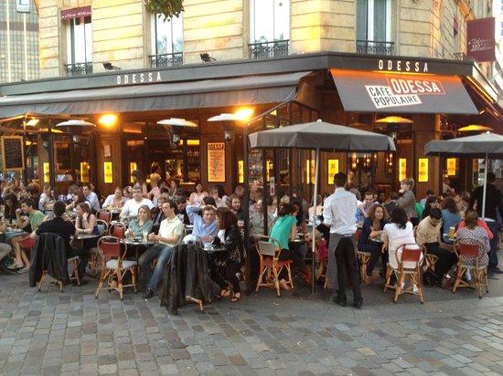 Cafe Odessa Paris  Montparnasse  Restaurant Avis Numro de Tlphone  Photos  TripAdvisor