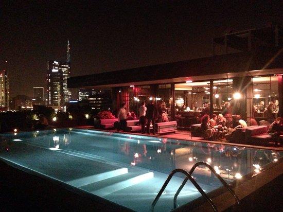 Piscina esterna  Picture of Ceresio 7 Pools  Restaurant