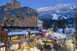 Sundial boutique hotel at the bast of Whistler and Blackcomb