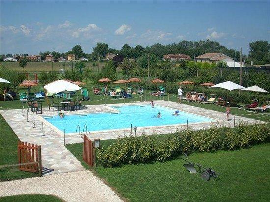 Ferragosto in piscina  Picture of Farmhouse Corte dei Maghi Ferrara  TripAdvisor