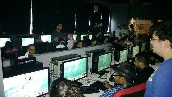 DOTA 2 Tournament Picture Of Last Resort Game Zone Abu