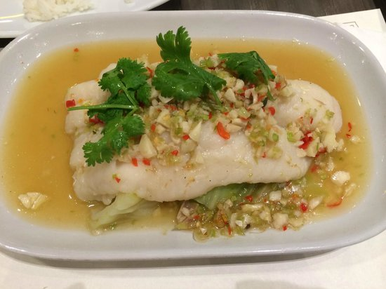 Fried Sea Bass Picture of Peppery Thai Bistro Bangkok