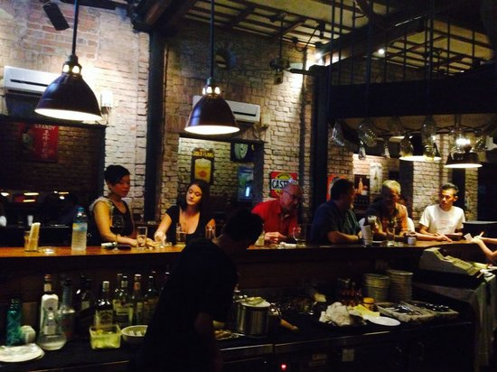 Great upscale bar in Yangon  Picture of 50th Street