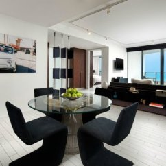 Living Room Miami Chocolate And Turquoise Sensational Suite Picture Of W South Beach
