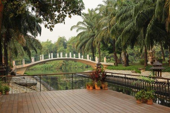 Sitzecke Picture Of Pung Waan Resort Spa Kwai Yai
