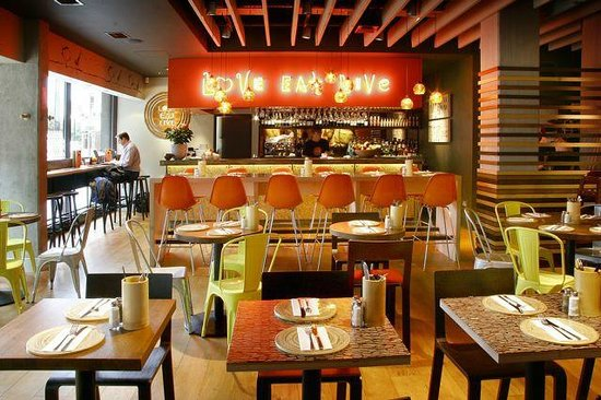 Tapas Restaurant Victoria London