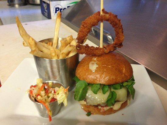 Burger Fotograf Caleb American Kitchen Lahaska Tripadvisor