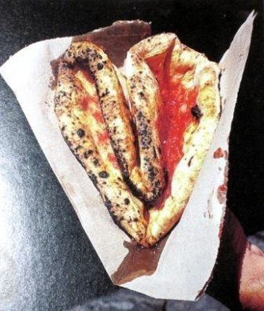 pizza portafoglio  Foto di Antica Pizzeria DellAngelo Napoli  TripAdvisor