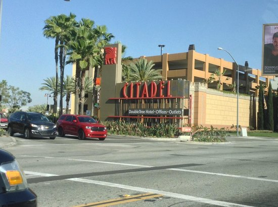 outlet Picture of Citadel Outlets Los Angeles TripAdvisor