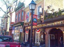 King Street - Picture of Old Town, Alexandria - TripAdvisor