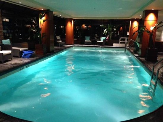 Piscina SPA  Picture of The Peninsula New York New York City  TripAdvisor