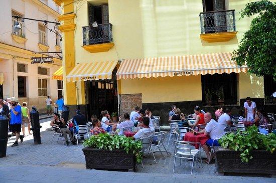 Image result for havana, cafe de paris