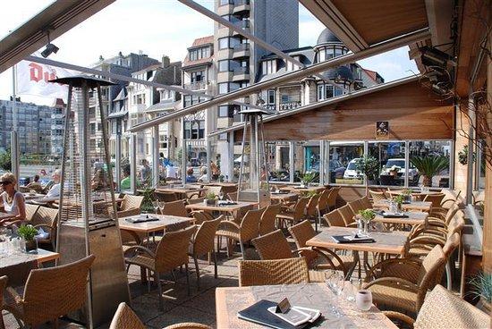 la terrazza Westende  Restaurantbeoordelingen  TripAdvisor