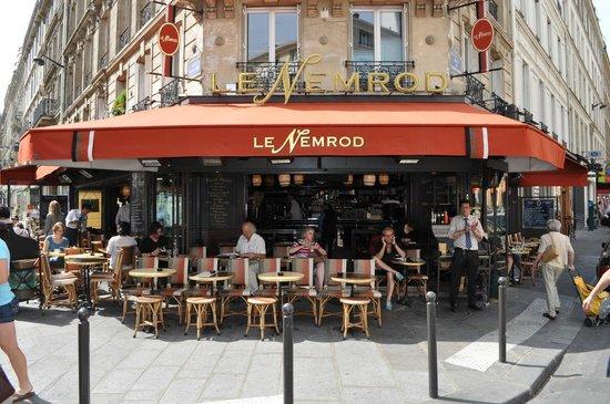 Le Nemrod Paris - eat cheap in Paris