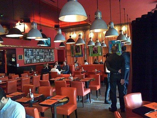 Indiana Caf Paris  74 Avenue de France  Restaurant Avis Numro de Tlphone  Photos
