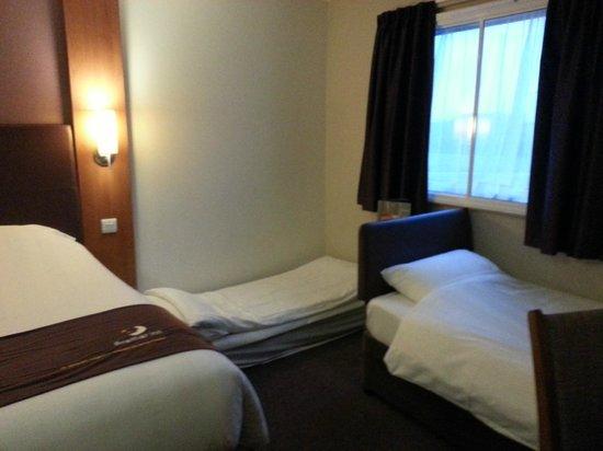 Thb Premier Inn London Docklands Excel Hotel In London