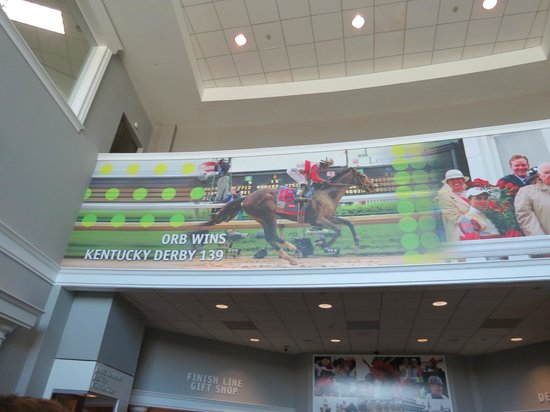 Churchill Downs Entry Gate 1 Picture of Kentucky Derby